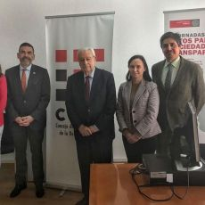 MC Cartagena consensúa con el Consejo de la Transparencia de la Región medidas para integrar en su Programa de Gobierno 2019-2023