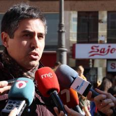 La iniciativa de MC para la mejora del firme en la Alameda San Antón ve la luz a pesar de la desidia socialista