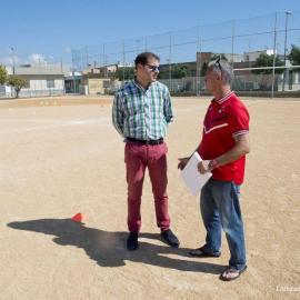 MC Cartagena denuncia el uso electoralista que el PSOE hace de los campos de fútbol de El Bohío y Molinos Marfagones
