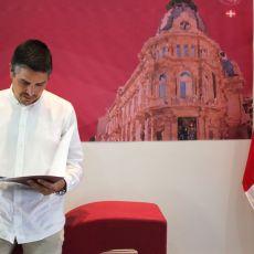 MC teme que Padín ceda ante Arroyo y el 'Gobierno de la trinca' castigue a la 'Costa de Cartagena' y oculte su marca