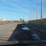 La CARM atiende las iniciativas de MC para mejorar la canalización de pluviales en la carretera que une El Albujón con La Aljorra
