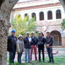 MC Cartagena exige a la CARM que obligue a la propietaria del Monasterio de San Ginés de la Jara a reparar las viviendas auxiliares