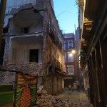'La  Trinca' distrae con 'Patrimonio de la Humanidad' mientras el centro de Cartagena se les cae a pedazos
