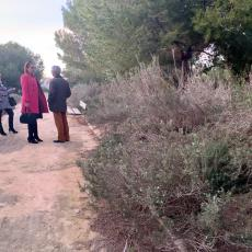 La zona oeste del municipio, castigada por 'La Trinca', que incumple con los programas de mantenimiento en barrios y diputaciones