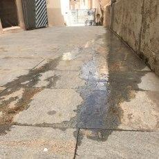 MC denuncia inundaciones en el Museo del Teatro Romano
