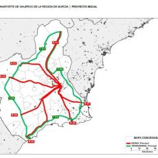 MC alegará contra un Plan de Transporte Regional decepcionante y reiterativo