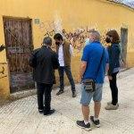 """Los vecinos de San Antón denuncian ser tratados como """"apestados"""" por el Gobierno local"""