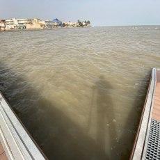 El Gobierno regional oculta la gestión de la ITI del Mar Menor que hubiera supuesto una inversión de 171 millones en la laguna salada