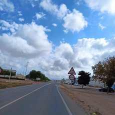 MC Cartagena promueve actuaciones de mejora para la accesibilidad peatonal y seguridad vial en La Palma
