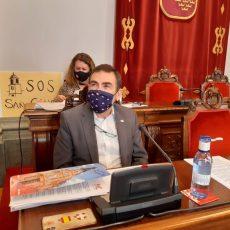 MC denunciará en el Pleno el recorte de Murcia en la atención hospitalaria de mayores y dependientes de Cartagena