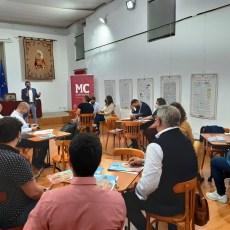 MC trabaja con los agentes implicados en una hoja de ruta para implementarla en la estrategia de turismo de Cartagena 2021-25