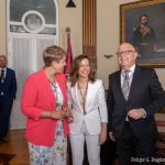 Noelia Arroyo incumpliría la doctrina del Tribunal Supremo si integra a los tránsfugas en su futuro gobierno