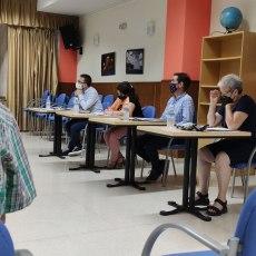 El Gobierno, rectificado por sus compañeros en Los Dolores al negarse a rehabilitar el molino de viento de El Bohío