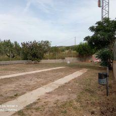 MC Cartagena propondrá que se habilite un espacio de ocio biosaludable al aire libre junto al Local Social de Perín