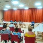 La Junta Vecinal de Perín aprueba la iniciativa de MC para impulsar la instalación de un espacio biosaludable con el nombre de Juan Agüera