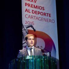 MC demandará al Gobierno local que cese su veto a los premios anuales al deporte de Cartagena