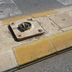 Las carreteras cartageneras presentan un estado lamentable a cinco días de la llegada de la Vuelta a España