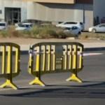 La chapuza del vial Rambla: atascos, sin rotonda y sin accesibilidad
