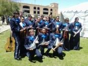 Costumes and instruments build pride, Tutors nurture brains
