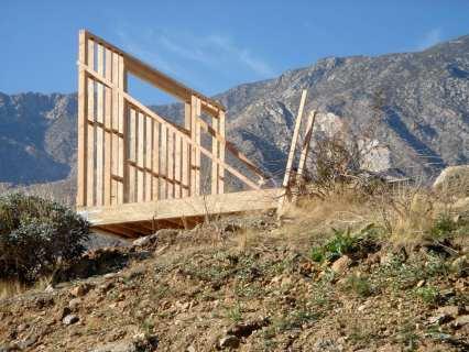 Framing Start - Palm Springs