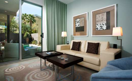 Palm Canyon Family Room
