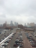 Downtown Kansas City skyline from the Firestone Building.