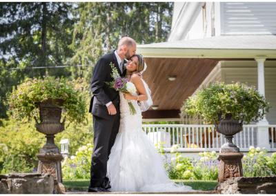 Andrea and Shaun Altamont Manor | Matt McClosky Photography