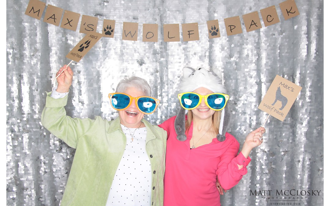 Photo Booths are the perfect ice breaker