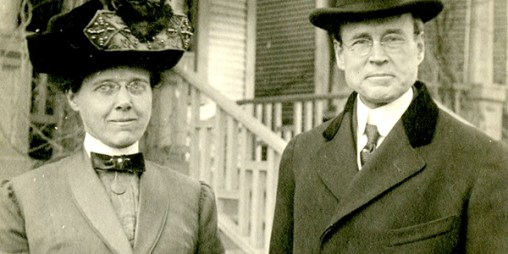 Judge John and Ellen McClung Green