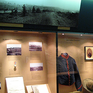Fort Sanders Exhibit