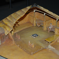Toqua house model