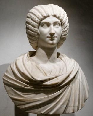 Bust of Julia Domna Original, Roman artwork, late 2nd century C.E.–early 3rd century C.E. Photo courtesy of Lyon Museum of Fine Arts, X 482-115.