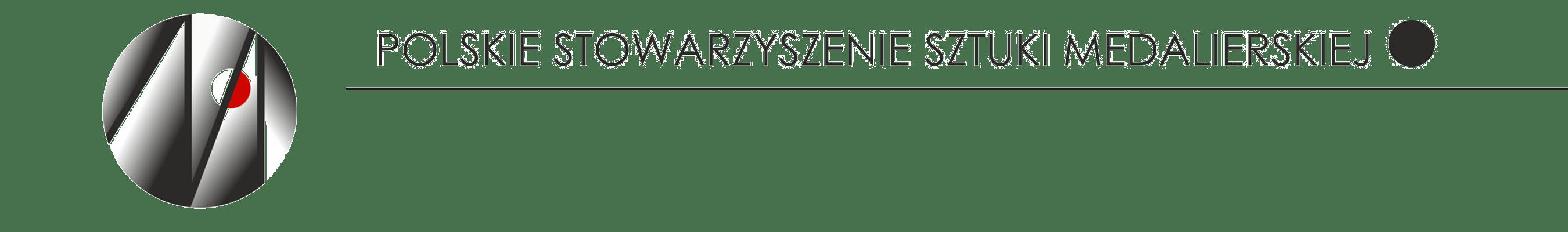 Polskie Stowarzyszenie Sztuki Medalierskiej - logo stowarzyszenia