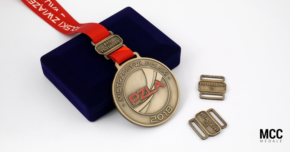 Medale sportowe Polskiego Związku Lekkiej Atletyki na sezon 2018