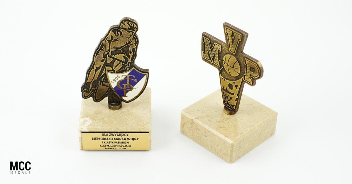 Statuetki klubowe - rodzaj trofeów sportowych