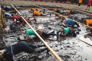 Biegi z przeszkodami Tough Mudder