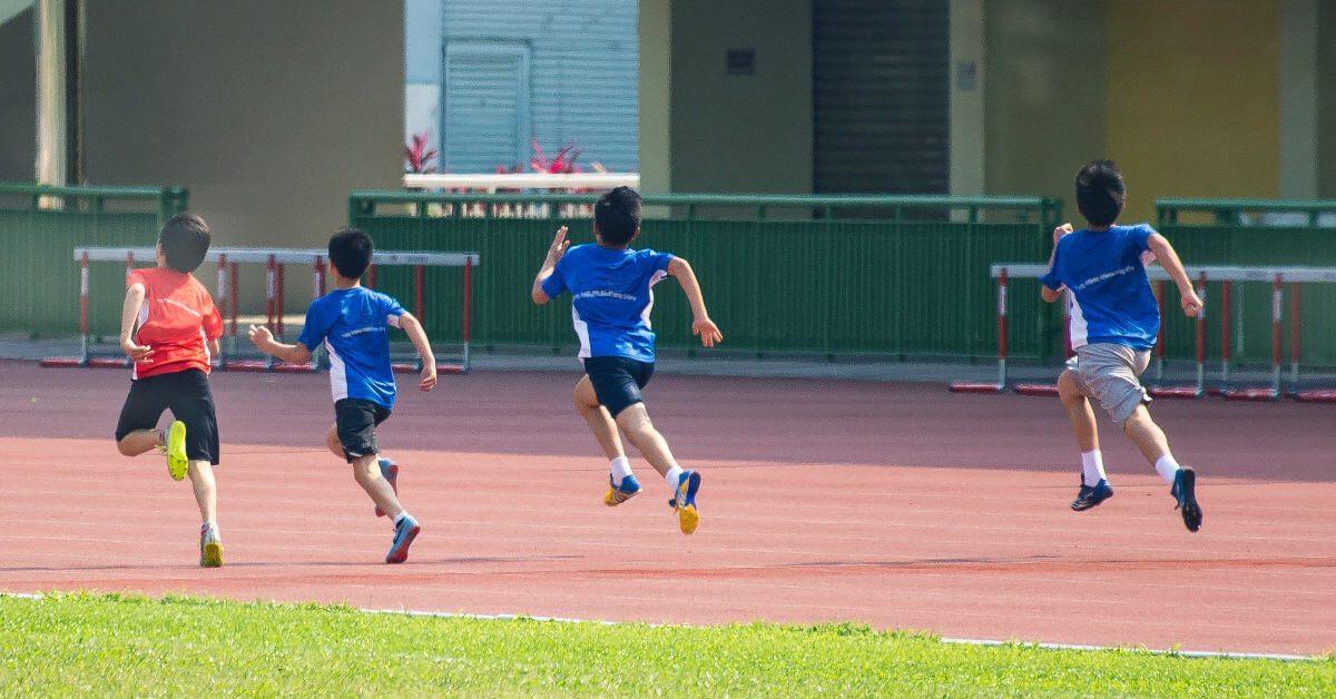 Zawody sportowe dla dzieci - jak je zorganizować?
