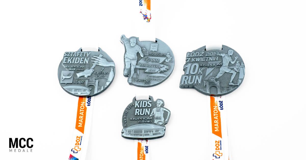 Medale DOZ Maraton