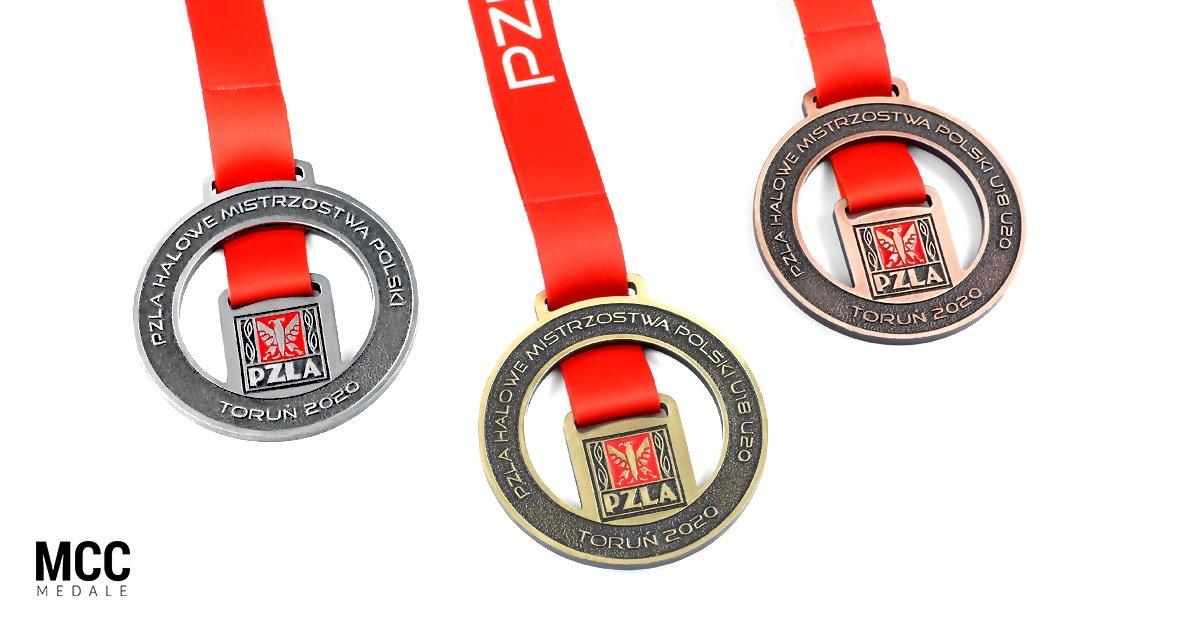 Medale PZLA