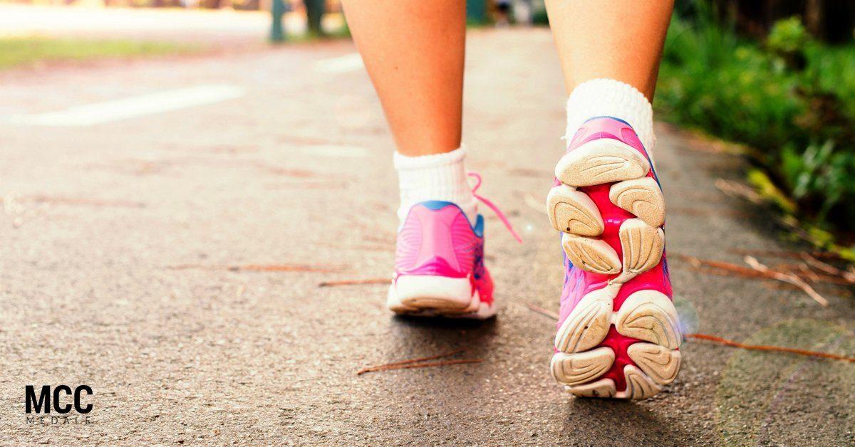 Nordic walking - czyli spacer z kijami