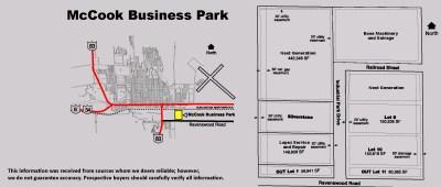 Business Park Map
