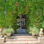The Garden Sphinx