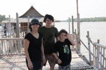 growing up - Thailand fish farm