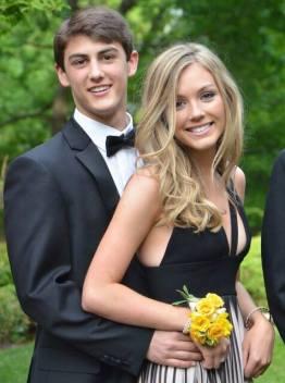 Weston Jr prom