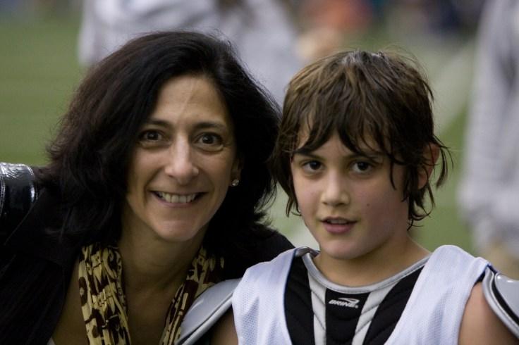 McCrae NESLL Lacrosse - March 08, 2009 - 7299
