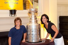 McCrae and Stanley Cup