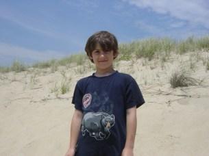 Vineyard 2006 McCrae on the beach 4