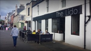 The Lido Cafe, Stornoway
