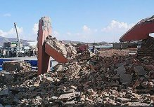 NORTHERN AFGHANISTAN EARTHQUAKE 3