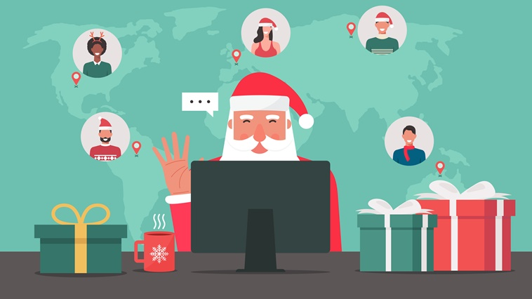 Virtual Holiday Party Ideas